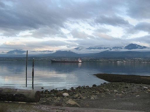 Port Angeles seemed like one of the prettiest and wettest places on earth